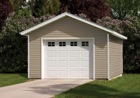 Affordable garages built on your location for Affordable garage plans